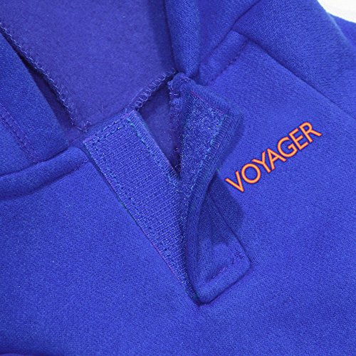 Pictures of Best Pet Supplies - Voyager Dog Windproof Hoodie 4