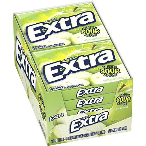 extra-sour-green-apple-sugarfree-gum-pack-of-10