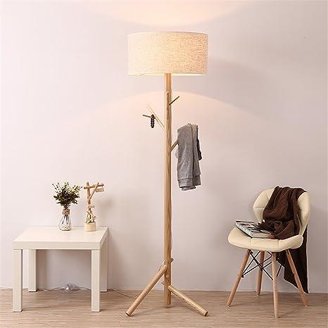 WQRTT Lámpara de pie Moderna y Creativa Sala de Estar ...