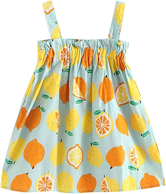 Jarsh New Summer 2Pcs Baby Girls Infant Floral Tassel Jumpsuit Romper+Headband Set Clothes