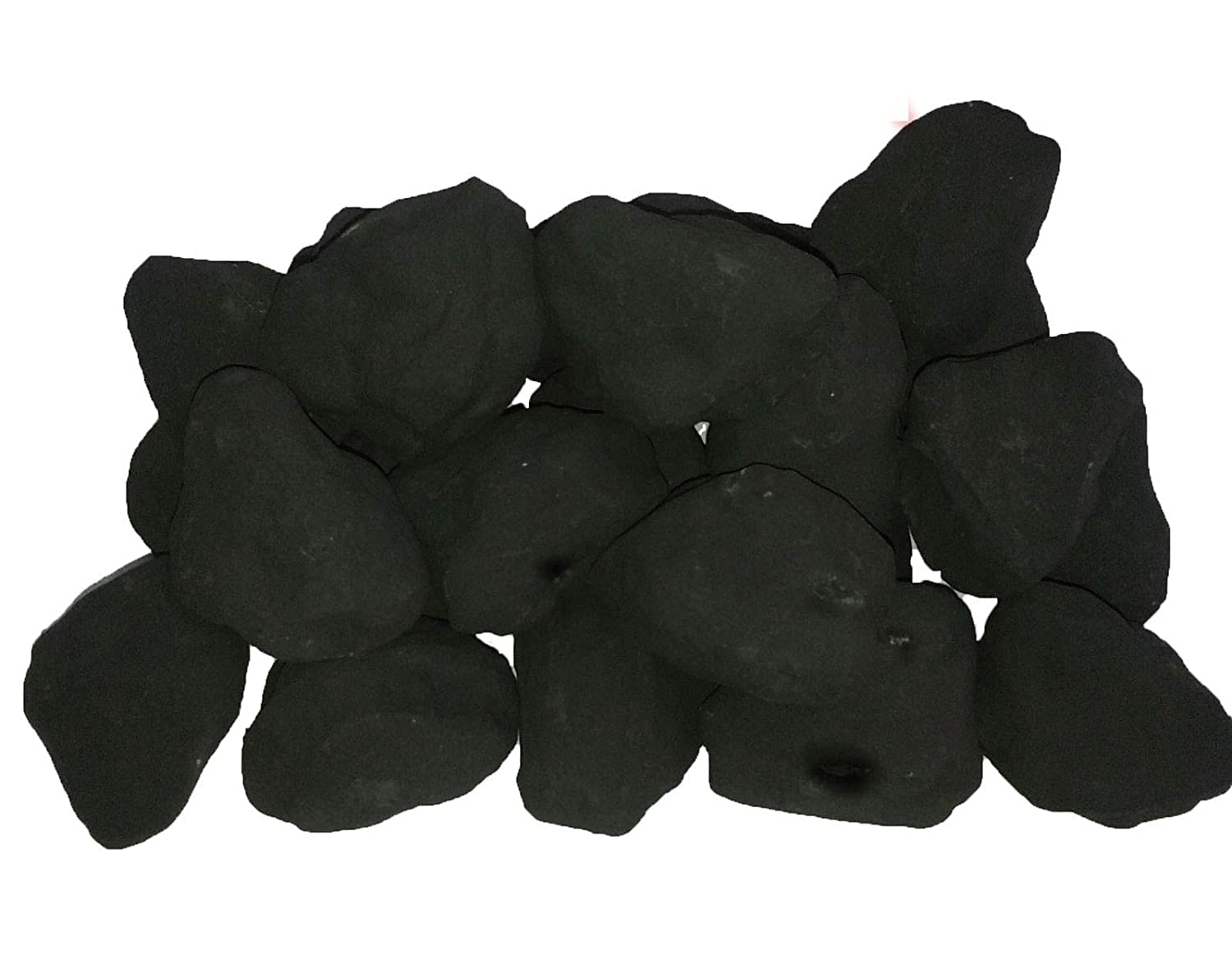 14 Gas Fire Ceramic Large Cast Coals Replacement Replacements/Bio Fuels/Ceramic/Boxed BY COALS 4 YOU