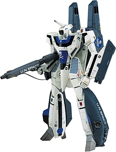 Hasegawa 1//72 VF-1A SUPER VALKYRIE Fighter Model Kit NEW from Japan