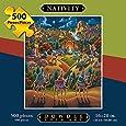 Jigsaw Puzzle - Nativity 500 Pc By Dowdle Folk Art
