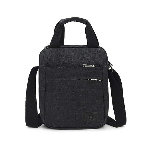 Amazon.com: Jieson Bolsas de lona de color sólido, bolsas de ...