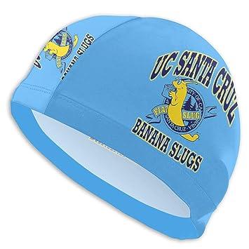 XIgRGhg Gorra UC Santa Cruz Banana Slugs Moda Adulto ...