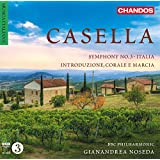 Casella: Orchestral Works, Vol. 3
