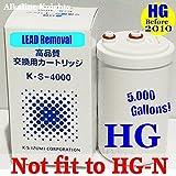 "Japan Made Genuine Premium Grade Compatible Filter for MW-7000HG Replacement Filter for Enagic Kangen SD501HG - ""HG"" Original Model(Not Compatible with HG-N Models)"