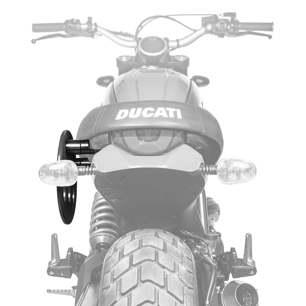 Kriega SB Platform Solo Satteltaschenhalter Ducati Scrambler