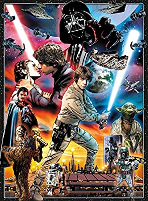 "Star Wars - ""You'll Find I'm Full of Surprises"" – 1000-piece Jigsaw Puzzle"