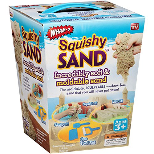 Squishy Moldable Sand 15 lbs