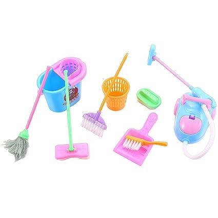 Amazon.com: Bifast - Juego de limpieza para la casa de los ...