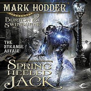 The Strange Affair of Spring Heeled Jack Audiobook