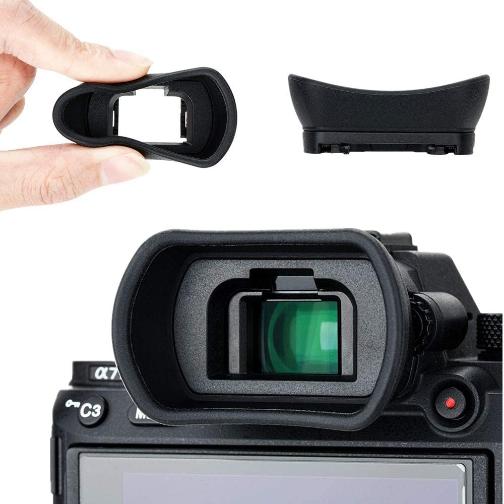 Augenmuschel Okular Für Sony Alpha A7 A7 Ii A7 Iii A7r Kamera