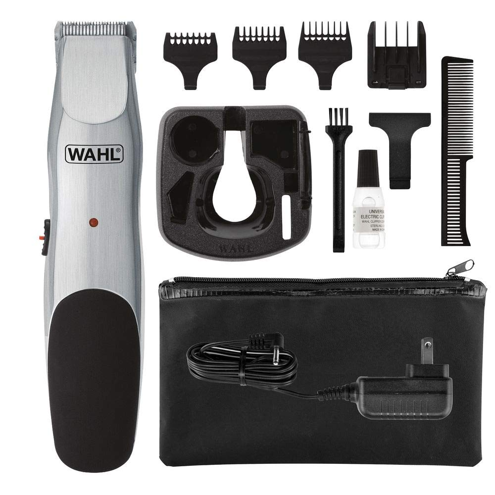 WAHL Groomsman Corded or Cordless Beard Trimmer