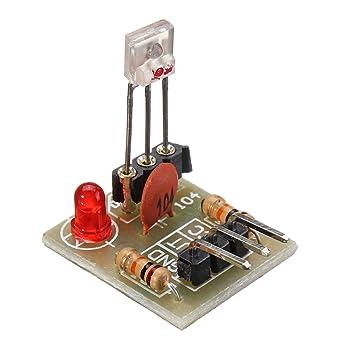 SGerste Laser Sensor Module Board Non-modulator Tube For
