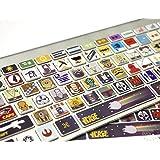 Macbook Keyboard Star Wars Skin / Vinyl Decals