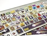 Macbook Keyboard Star Wars Skin / Vinyl Decals - Best Reviews Guide
