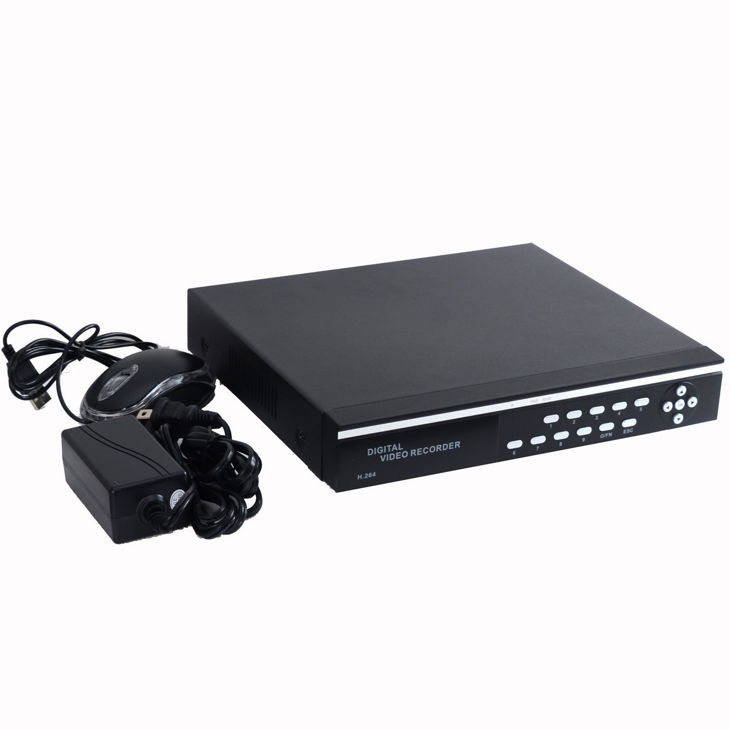 Amazon.com: VideoSecu 8 Channel H.264 Stand Alone DVR Network ...