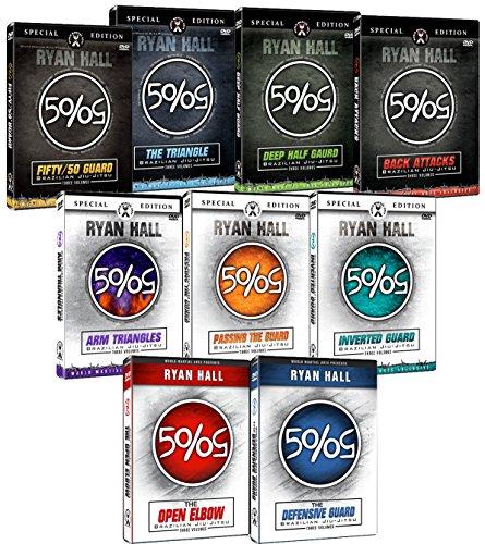 Ryan Hall - 9 Pack Combo ()
