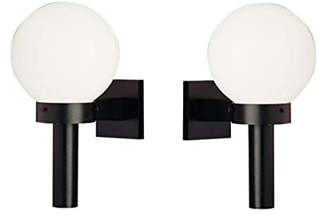 Review One Light Cast Wall