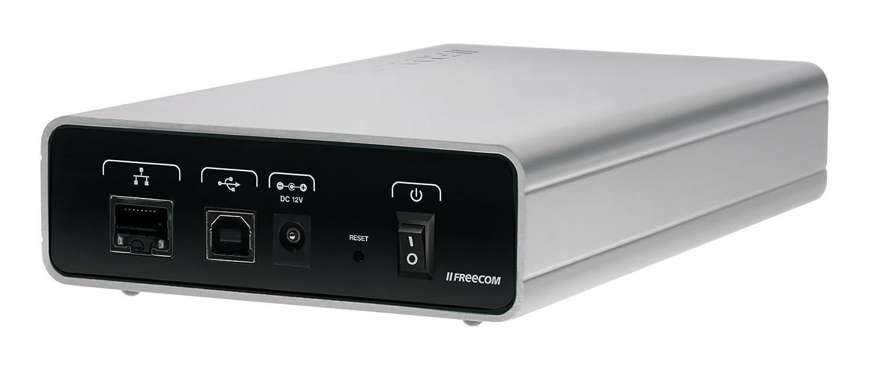 Freecom network storage firmware update.
