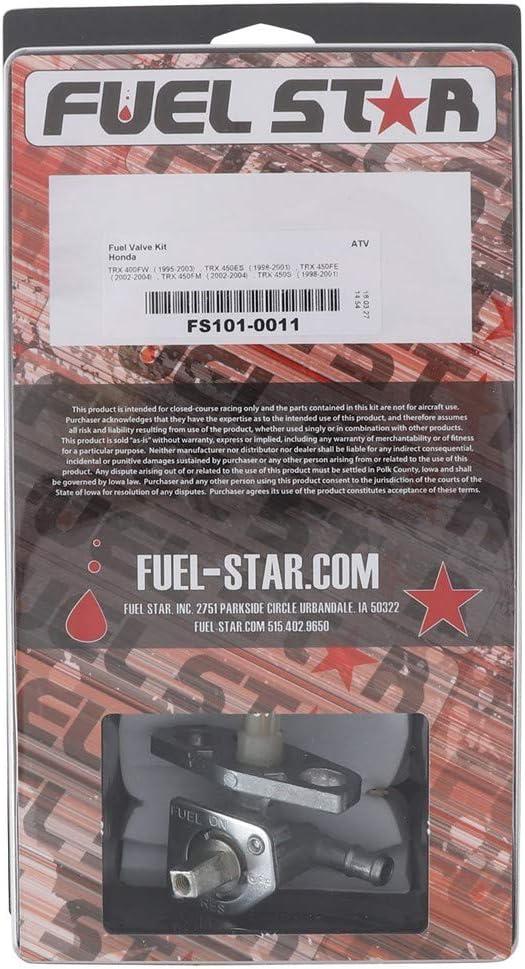 Fuel Star FS101-0011 Fuel Valve Kit