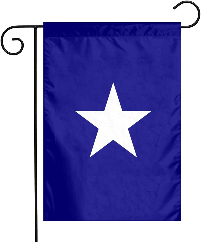TAWOAO Bonnie Blue Garden Flag Southern States Flag Americana Historic Impressions Decorative