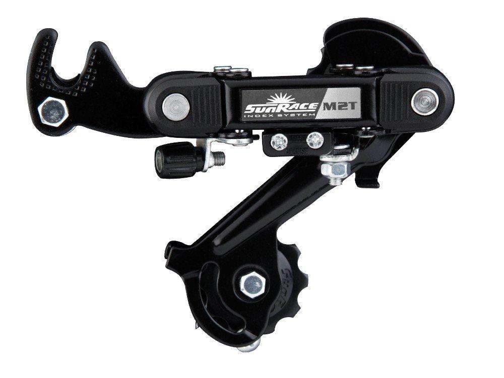 SunRace RDM2T Cambio de Bicicleta, Gris, Talla Única: Amazon.es ...