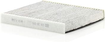 Original Mann Filter Innenraumfilter Cuk 26 009 Pollenfilter Mit Aktivkohle Für Pkw Auto