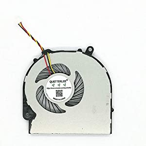 QUETTERLEE Replacement New CPU Cooling Fan for Toshiba Satellite E45-B E45D-B E45DT-B E45T-B E45-B4200 E45-B4100 E45T-B4204 E45T-B4300 E45T-B4106 Series 13N0-VPA1W01 H000068070 FB07006M05SFA Fan