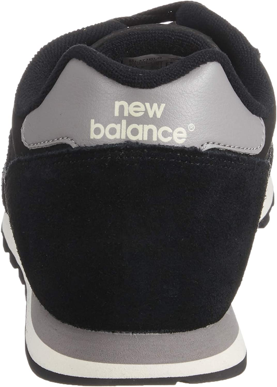 New Balance Herren Ml373blg Sneaker Schwarz (Black/Marblehead Blg)
