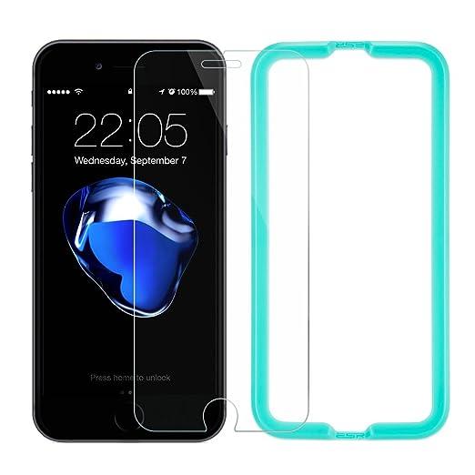 19 opinioni per iPhone 6/6S Vetro Temperato [Kit di Installazione], ESR Pellicola Protettiva