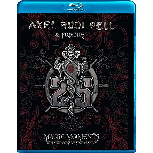 Axel Rudi Pell - Magic Moments-25th Anniversary Special Show (Blu-ray Audio)