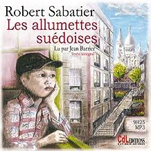 Allumettes suédoises (Les) (1 CD MP3)