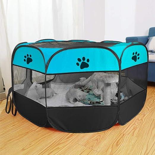 LUGEUK Sala de Parto para Gatos Caja de Arena para Gatos ...