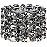 Loveangel Jewellery Women's Crystal Stretch Bracelets ljY8u9