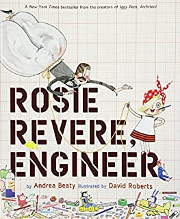 Book Cover: Rosie Revere, Engineer