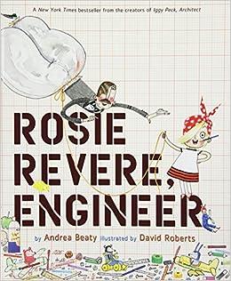 Image result for rosie revere engineer