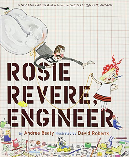 Rosie Revere, Engineer cover