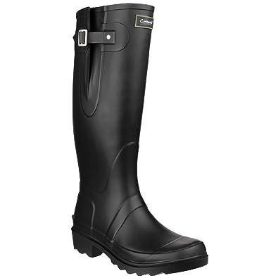 Cotswold Ragley Black - Chaussures Bottes de pluie Homme
