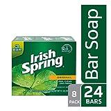Irish Spring Original Deodorant Bar Soap, 3 Count