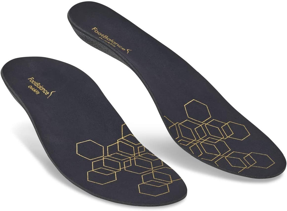 FootBalance Popular QuickFit Casual At the price of surprise Insoles Custom Moldable Orthot Heat