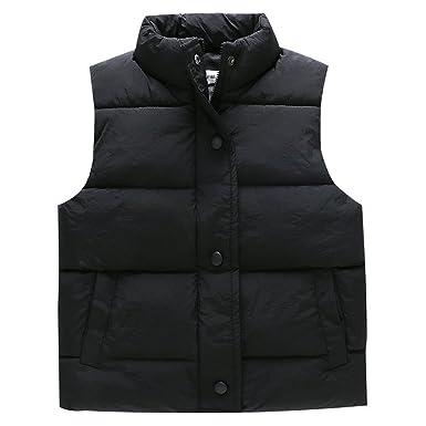 Amazon.com: YYF Kids Toddler Lightweight Down Vest Puffer Jackets ...