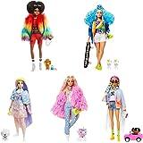 Barbie Fashionista Barbie Extra - APENAS 1 (UMA) BONECA - NÃO É POSSÍVEL ESCOLHER O PERSONAGEM