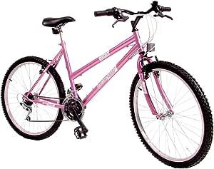Dunlop 227SD - Bicicleta de Carretera para Mujer, Talla XS (155-160 cm), Color Rojo: Amazon.es: Deportes y aire libre