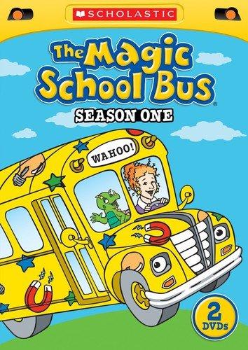 Magic School Bus: Season 1 - Dvd Magic English