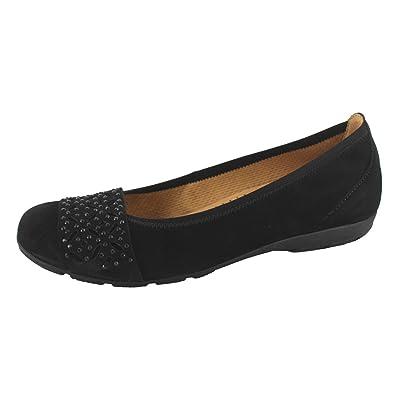 Gabor Fashion Ballerines Femme Amazon Fr Chaussures Et Sacs
