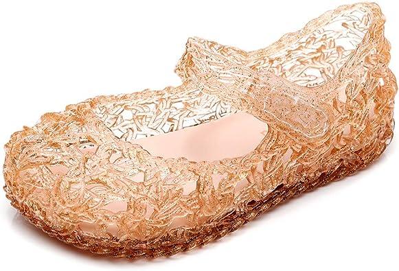 AlwaysU Girls Mary Jane Flat Sandals