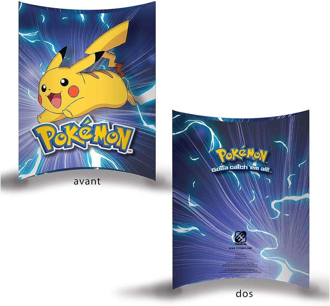 FREEGUN Set Boxers Briefs for BOY Pokemon Man OR Boy Sublimation Printing