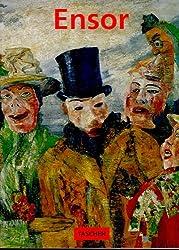 JAMES ENSOR. 1860-1949, Les masques, la mer et la mort
